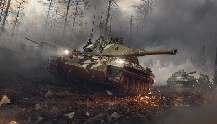 How to delete a world of tanks account