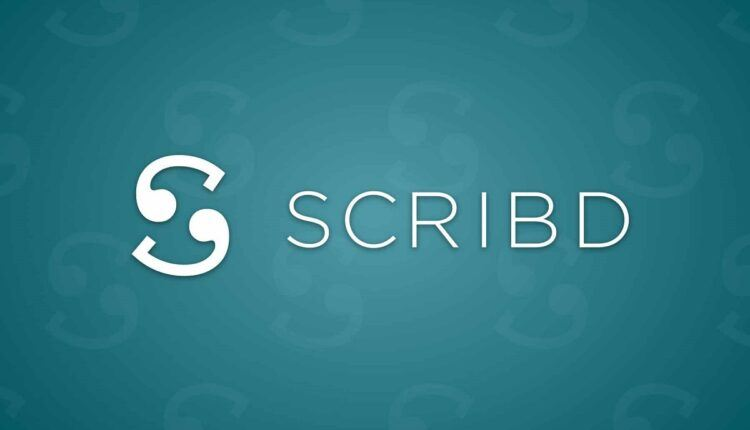 Scribd account free